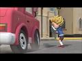 Робокар Поли - Правила дорожного движения - Безопасность в школьном автобусе (мультфильм 3)
