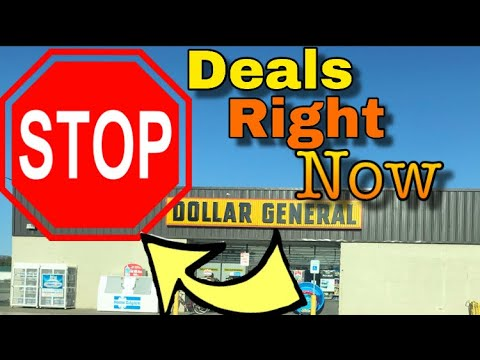 Dollar General Couponing | Easy All Digital Coupons | Deals You Can Do NOW