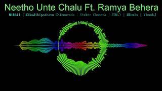 Neetho unte chalu | Ft. Ramya behara | EDM (Vinod;)