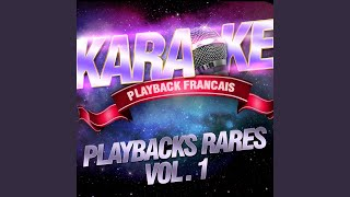 Les orgues de Berlin (Karaoké playback Instrumental) (Rendu célèbre par Gérard Palaprat)