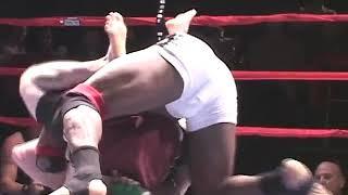 Georgia MMA Fight Bernard Rutherford vs. Aaron Aschendorf