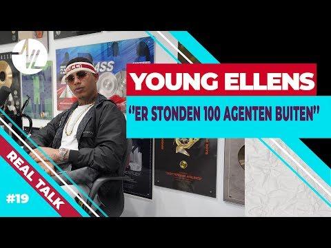 YOUNG ELLENS OPENHARTIG OVER 3 MAANDEN VASTZITTEN