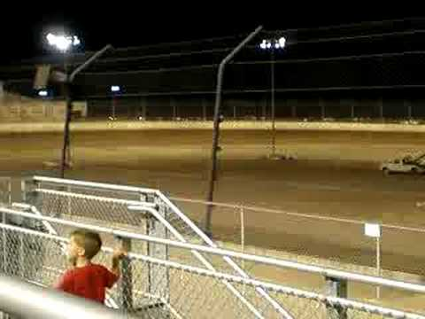 HOLLYWOOD HILLS SPEEDWAY HOBBY STOCK RACING PART 2