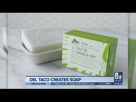 Robin Jones - Would You Buy This?: Del Taco French Fries Soap