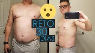 Cómo bajar de peso en un mes para hombres    Keivan