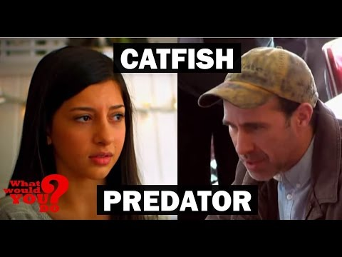 Child Predator Finds A Target | What Would You Do? | WWYD