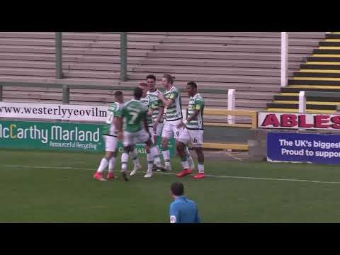 Yeovil v Cambridge U