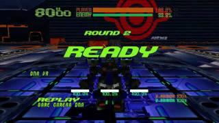 Xbox360 電脳戦機バーチャロン・オラトリオタングラム 対戦動画4