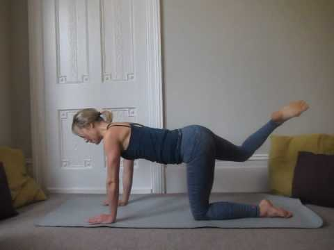Pilates For Pregnancy - Month ONE - First Trimester