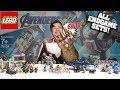 WAR MACHINE BUSTER - ALL LEGO Avengers E