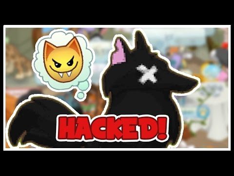 OUR ANIMAL JAM TEACHER GETS HACKED SO I STEAL THE SCHOOL