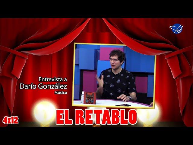 EL RETABLO 4x12: Darío González