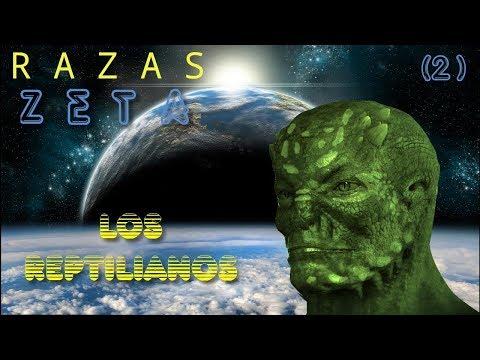 R A Z A S  Z E T A: LOS REPTILIANOS - Cap. 2