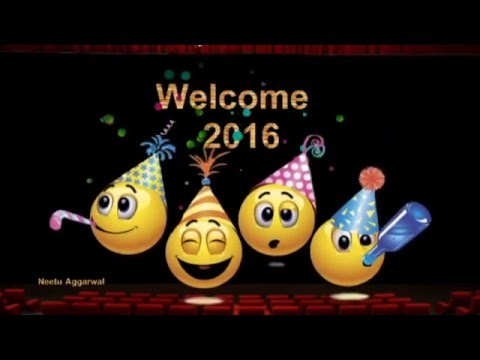 goodbye 2015 welcome 2016