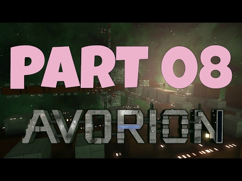 Let's play Avorion Part 08 Finding Trinium HD Walkthrough/Playthrough/Gameplay