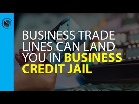 Periscope...How Buying Business Trade Lines Can Land You in Business Credit Jail