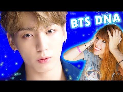 BTS DNA MV Reaction DEMASIADO PARA MI BODY!!! | Olgich*
