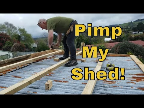 Saved and Repurposed Old Shed becomes Kitchen/Bathroom. Solar power, Biodigester Toilet- free gas.