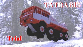 8x8 RC Truck powerslide and jumps - 1/12 3D printed