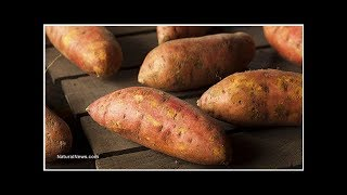 12 Hidden Reasons Why Sweet Potatoes Are Perfect For Diabetics and Cancer Patients!