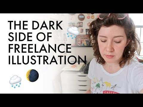 Artist's Problems: The Dark Side of Freelance Illustration