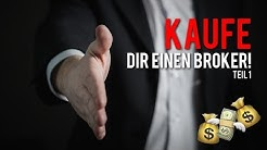 Kaufe dir einen Broker! - Interactivebrokers - Teil 1