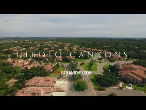 Cibolo Canyons Neighborhood Tour
