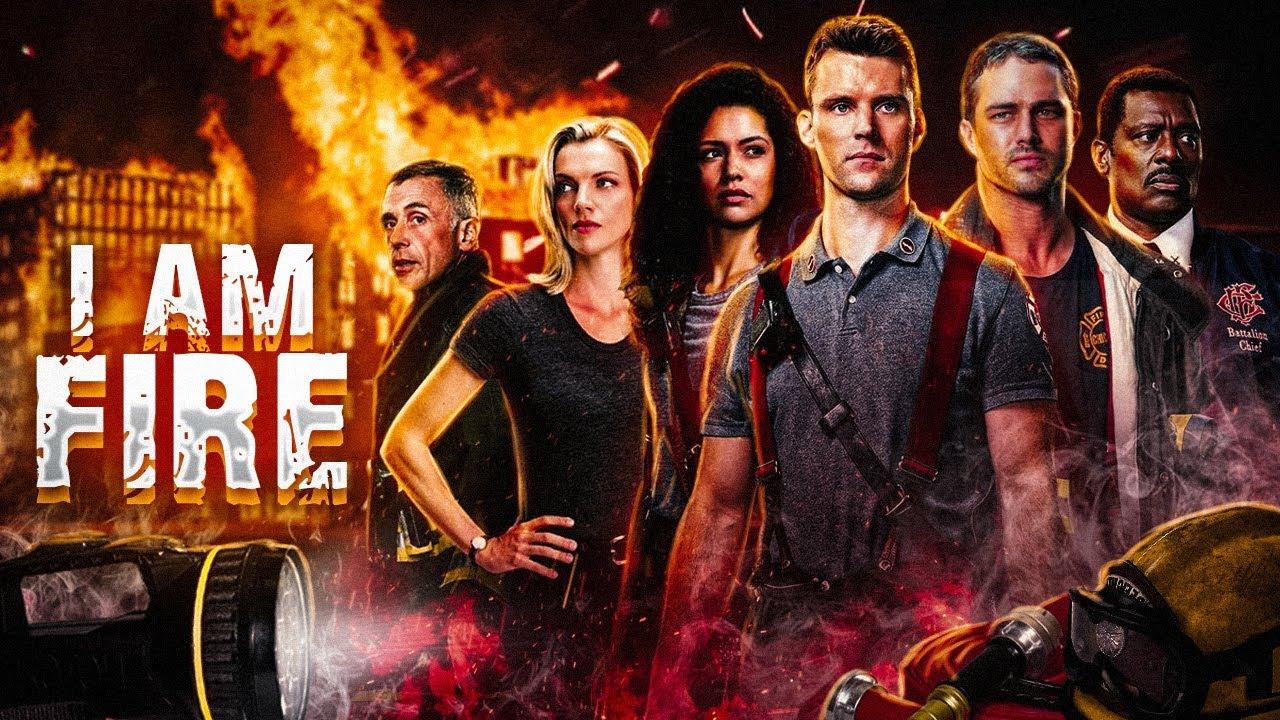 Download Chicago Fire Tribute - I Am Fire (Daniel Burrows, Saints & Sinners)