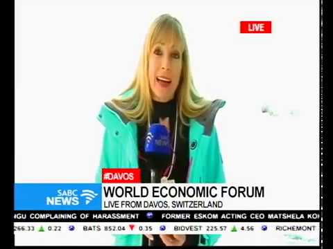 Day 2 of the World Economic Forum - Francis Herd