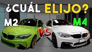 ¿BMW M4 Ó BMW M2?    ALFREDO VALENZUELA