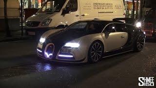Bugatti Veyron Videos