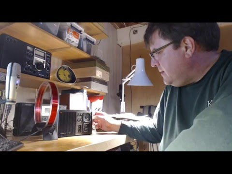 RadioChat  |   Fun with AM Radio Antenna