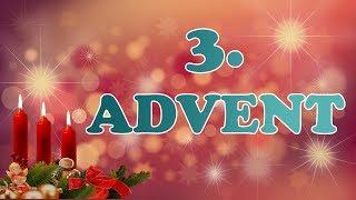 3. ADVENT Grüße | Genießt die ZEIT mit eurer FAMILIE 🎄