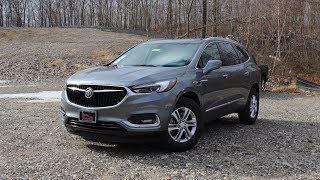 2018 Buick Enclave Essence: In Depth First Person Look