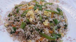 Egg fried rice l egg fried rice recipe l एग फ्राइड राइस l Egg recipes