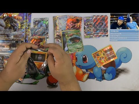 Brand New Kommo-o GX Live opening!!! 50 boxes?!