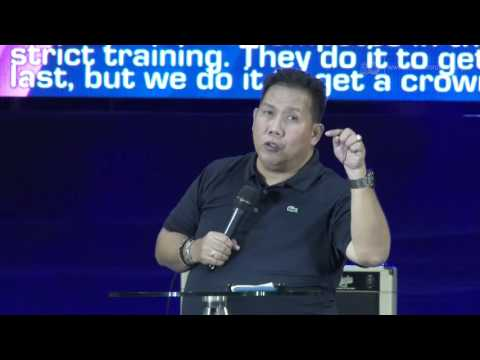 The Importance Of Training In The G12 Vision By Bishop Oriel M. Ballano