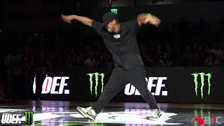 Monster B-Boys Vs Flipside Brats  | Top 32 | Silverback Open 2017 | Pro Breaking Tour | BNC