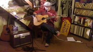 Oasis - Put Yer Money Where Yer Mouth Is - Acoustic Cover - Danny McEvoy