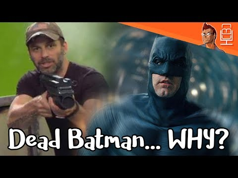 Zack Snyder Was going to KILL Batman in the DCEU