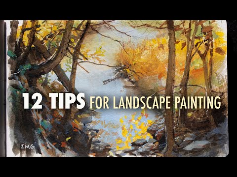 12-tips-for-landscape-painting:-how-to-capture-your-first-impression