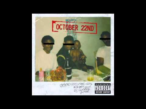 Kendrick Lamar M.A.A.D City (Feat. MC Eiht)
