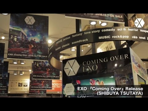 EXO / 『EXO SHIBUYA JACK 2016』~Coming Over~