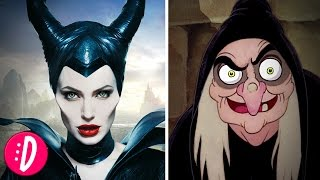 12 Shocking Disney Villain Facts