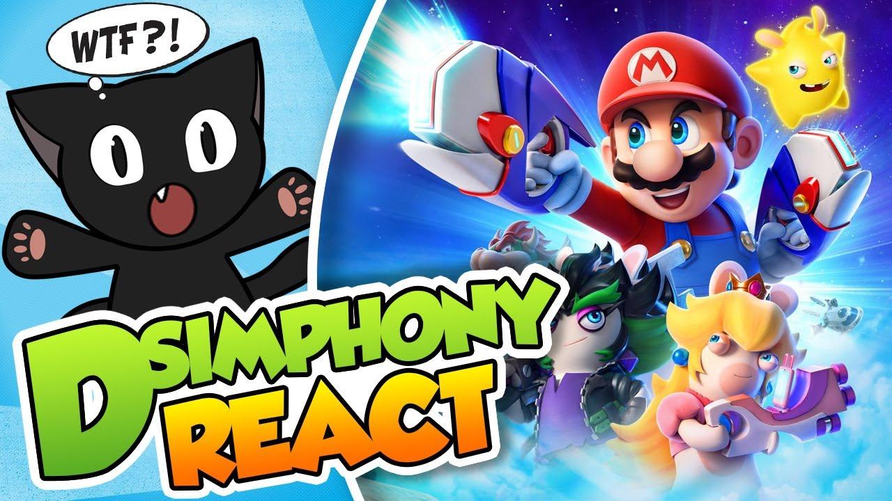 ¡¿Donde está Estela?! - Mario + Rabbids Sparks Of Hope - DSimphony React (Video-reacción)
