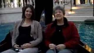 Gondola ride in Vegas Thumbnail