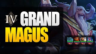 Grand Magus World First? Aghanim the Apex Mage Aghanim's Labyrinth Summer Event Dota 2 TI10