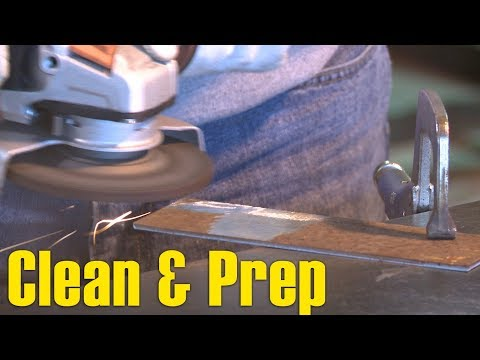 🔥 How to Properly Clean your Metal for Welding