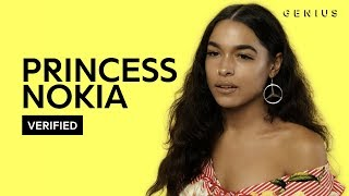 "Princess Nokia ""G.O.A.T."" Official Lyrics & Meaning 