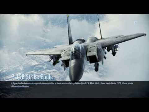 #8 Ace Combat Infinity Coop Moscow Hard